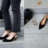 How to Mix and Match Dress with Thakoon Shoes