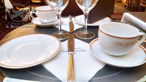 Mouth-Watering Cold Treats at the Angelina Tearoom
