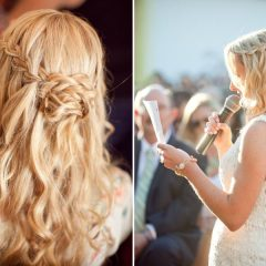 Awesome Curls Wedding Hairstyle