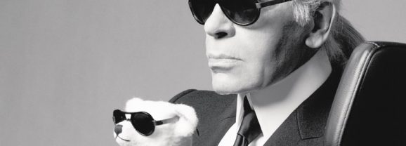 Karl Lagerfeld is Showing His Love to Texas